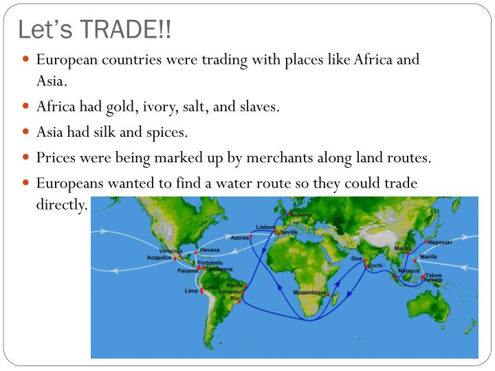 Let s trade