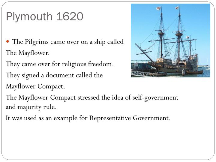 Plymouth 1620