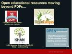 open educational resources moving beyond pdfs