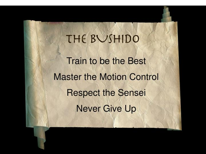 Train to be the Best
