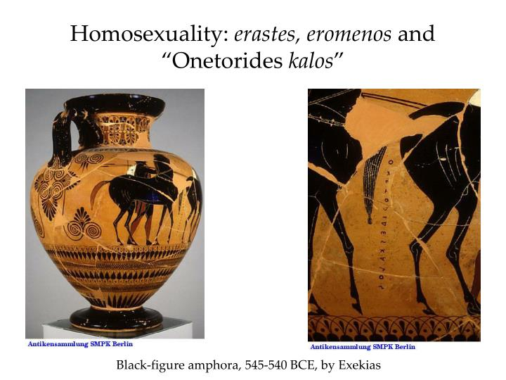 Homosexuality: