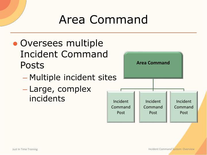 Area Command