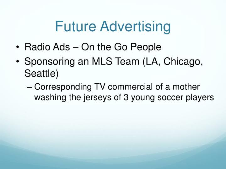 Future Advertising