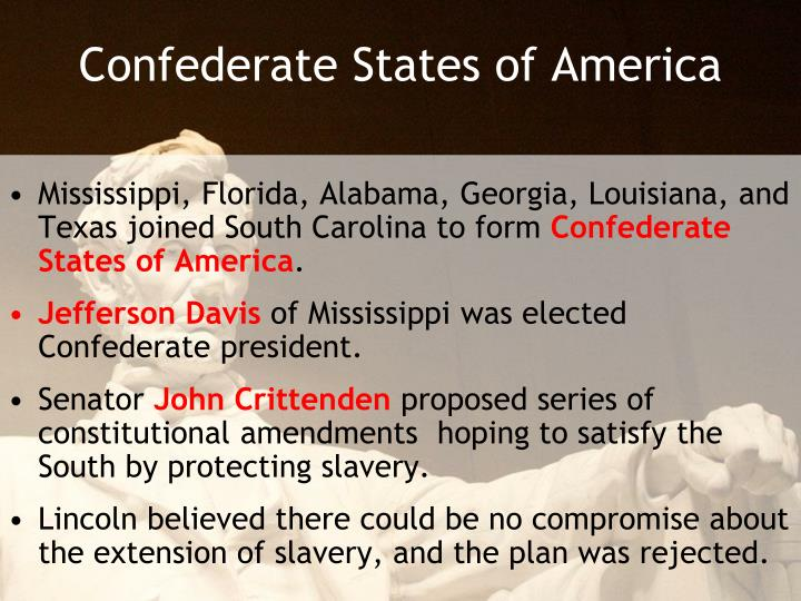 Confederate States of America