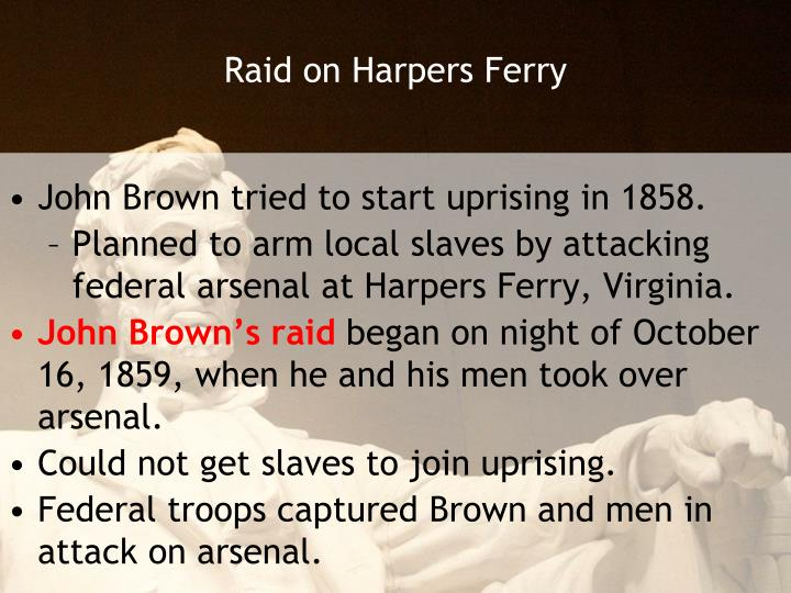 Raid on Harpers Ferry