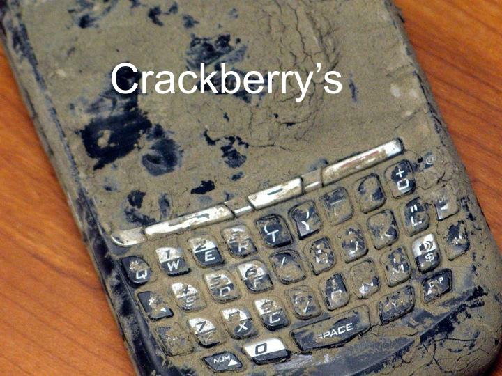 Crackberry's