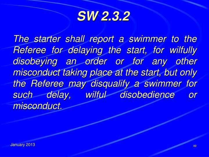 SW 2.3.2
