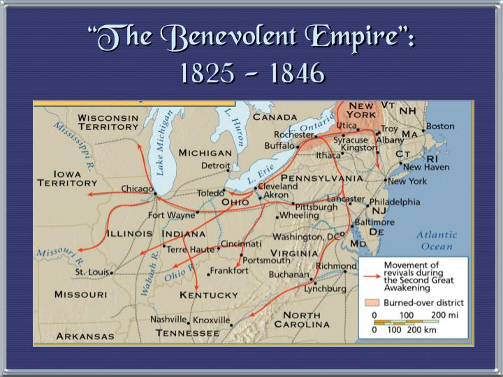 """The Benevolent Empire"":"