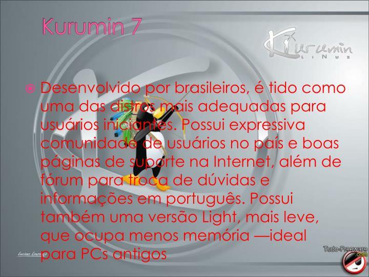 Kurumin 7