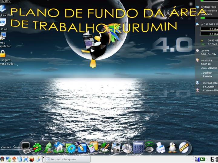 PLANO DE FUNDO DA REA DE TRABALHO-KURUMIN