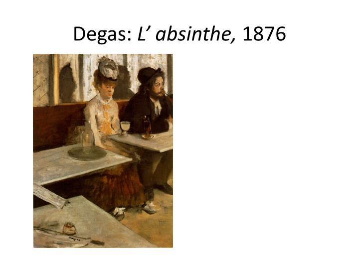 Degas: