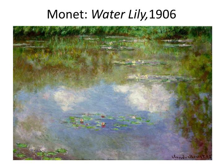 Monet: