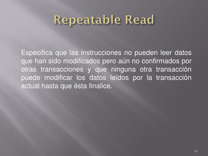 Repeatable