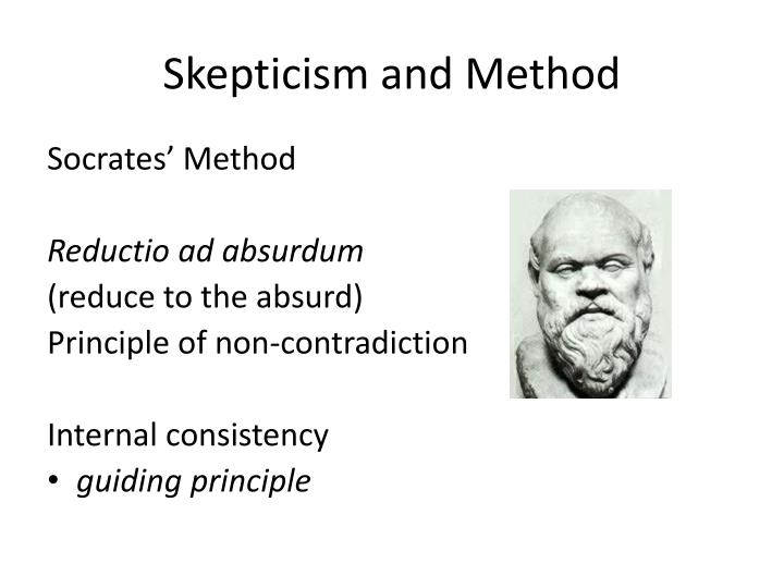 Skepticism and Method