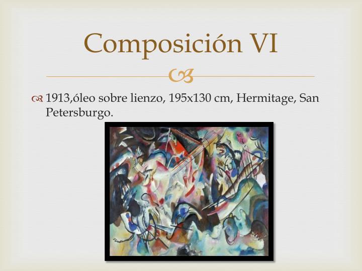 Composición VI