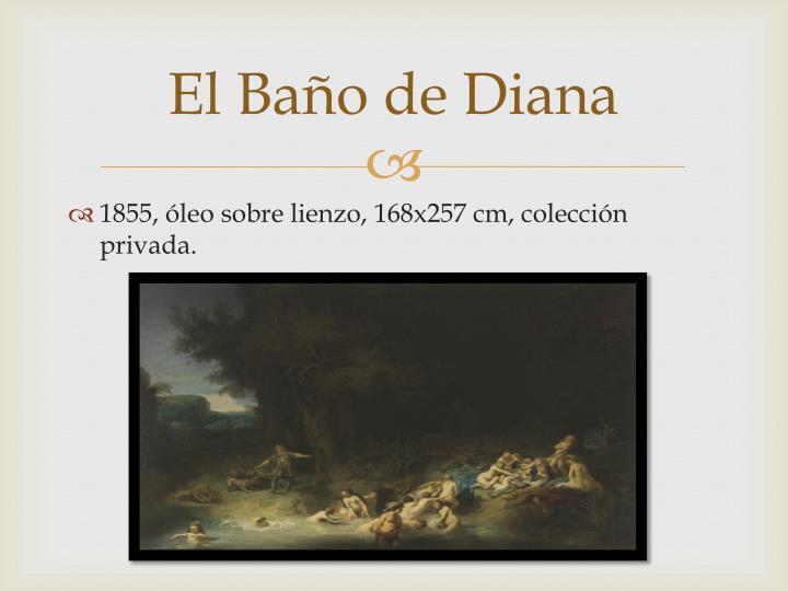 El Baño de Diana