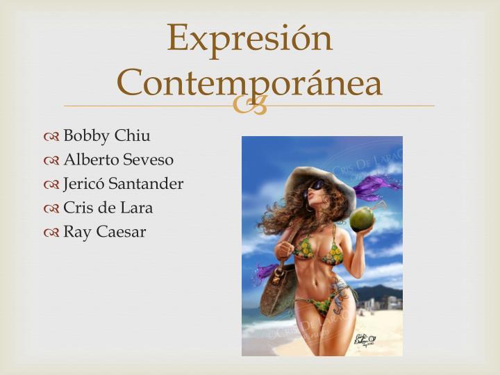 Expresión Contemporánea