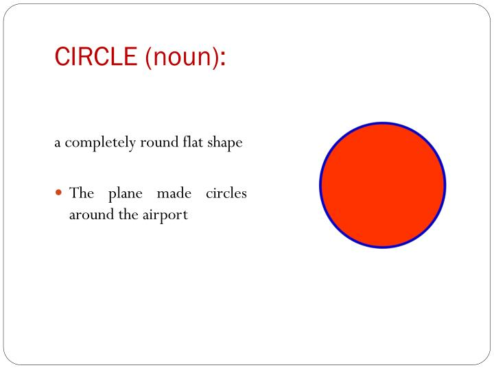CIRCLE (