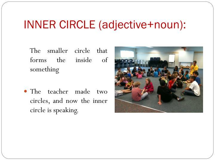 INNER CIRCLE (