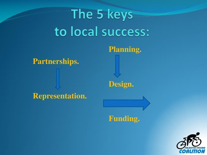 The 5 keys