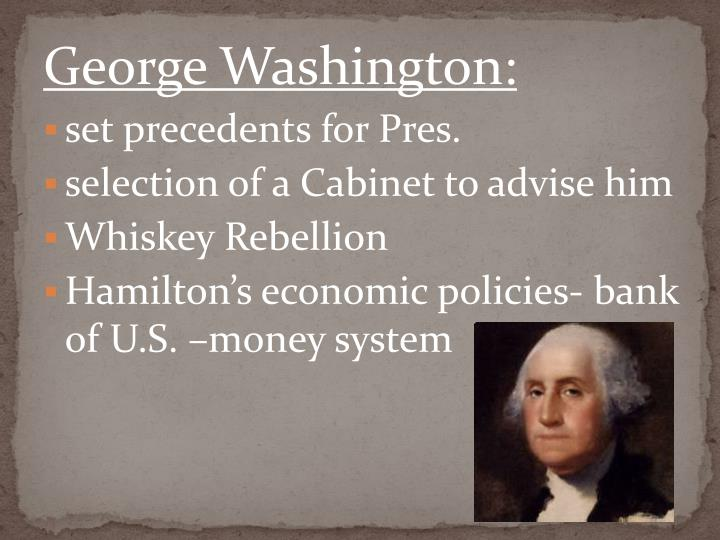 George Washington: