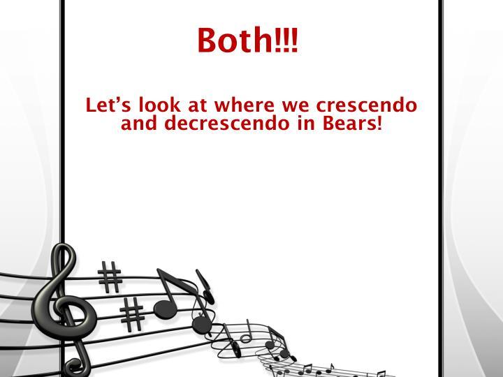 Both!!!