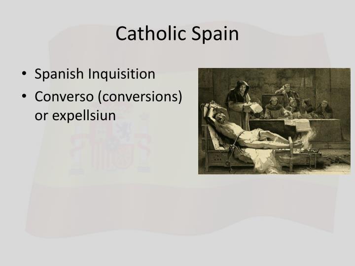 Catholic Spain