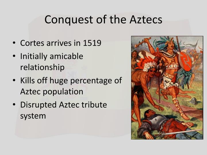 Conquest of the Aztecs