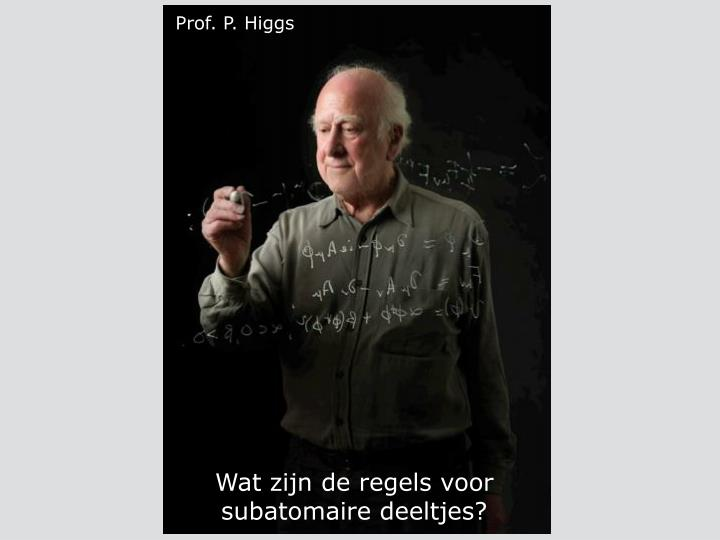 Prof. P.
