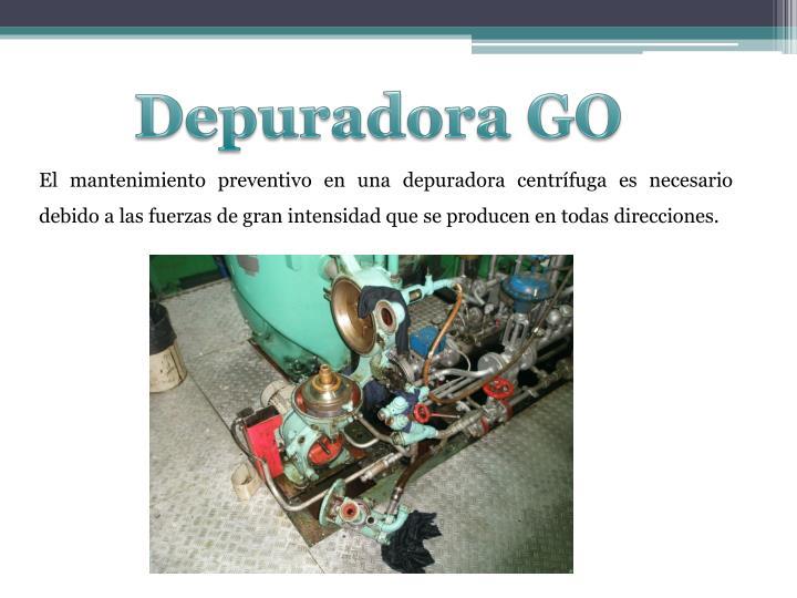 Depuradora GO