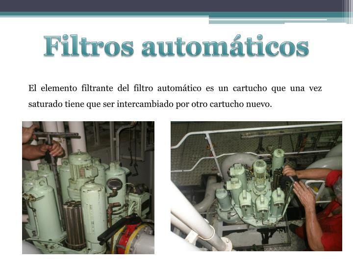 Filtros automáticos