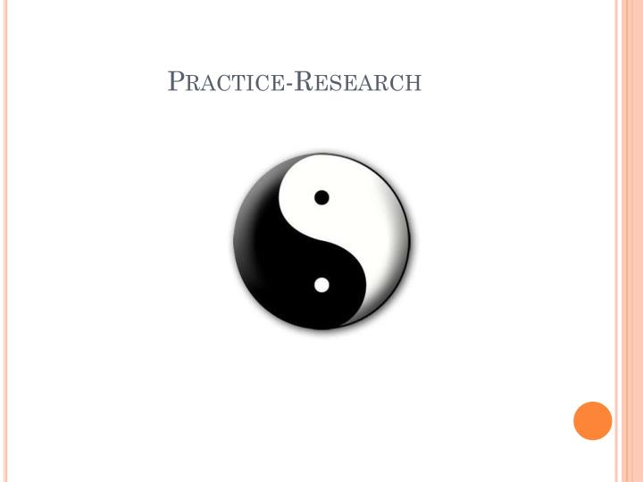 Practice-Research