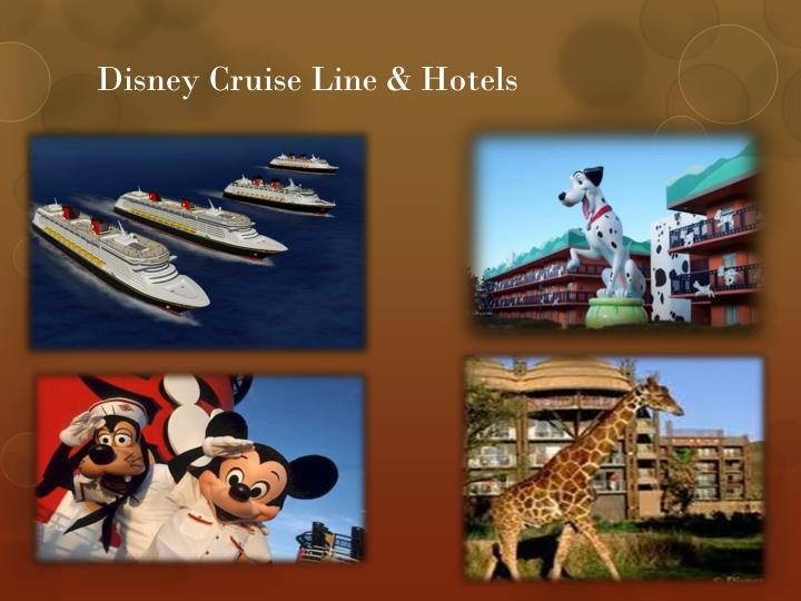 Disney Cruise Line & Hotels