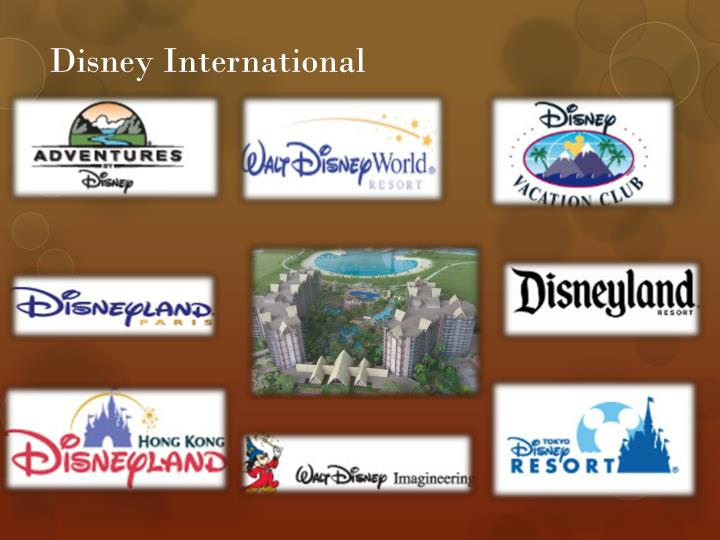Disney International