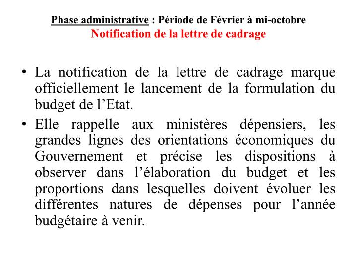 ppt - processus d u2019elaboration du budget general de l u2019etat powerpoint presentation