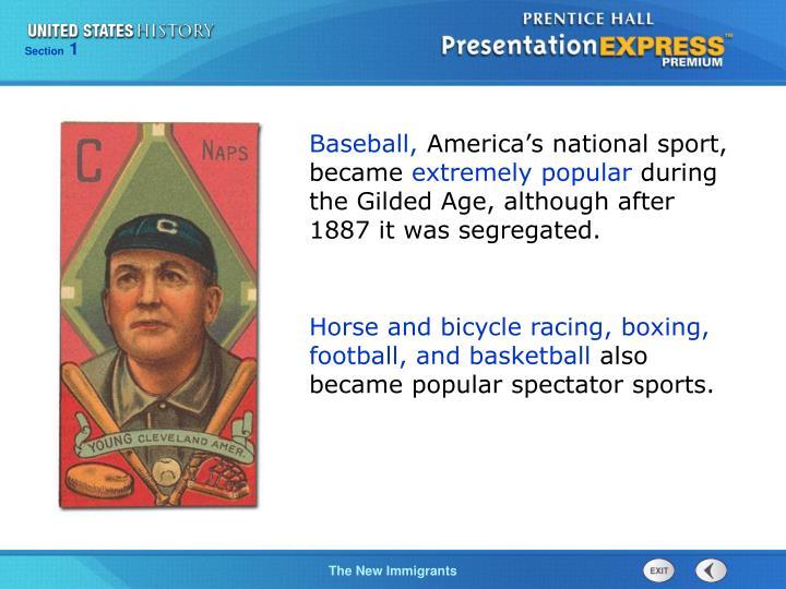 Baseball,