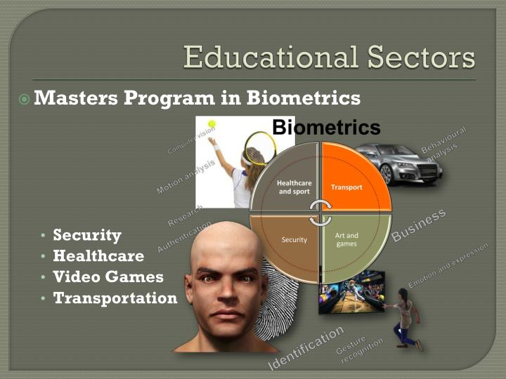 Educational Sectors