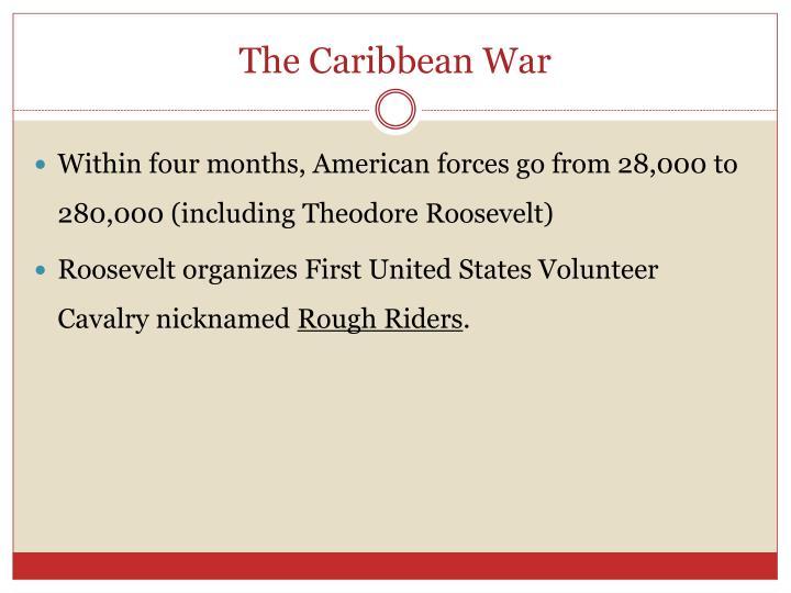 The Caribbean War