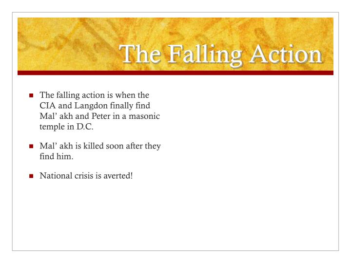 The Falling Action