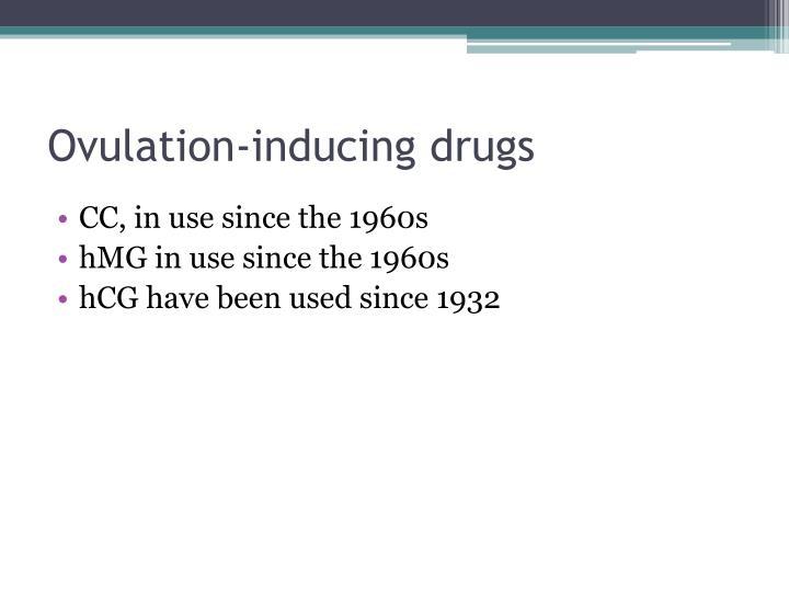 Ovulation-inducing drugs