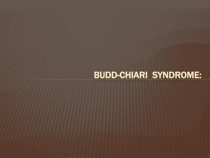 Budd-