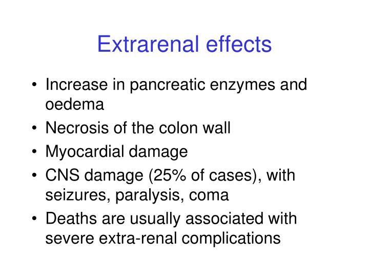 Extrarenal