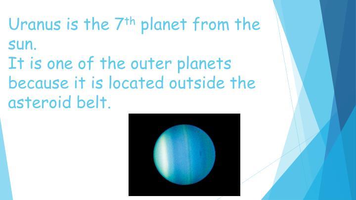 PPT - Uranus PowerPoint Presentation - ID:2239066