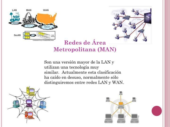 Redes de Área Metropolitana (MAN