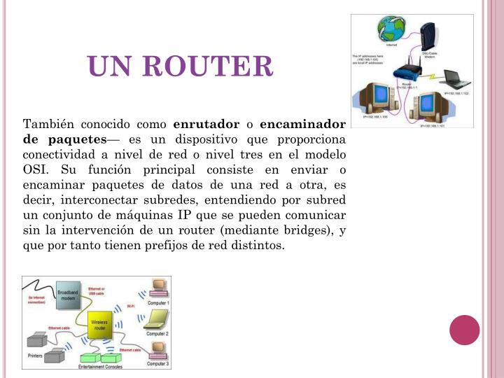 UNROUTER