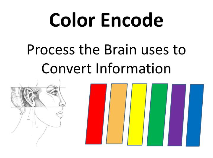 Color Encode