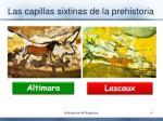 las capillas sixtinas de la prehistoria