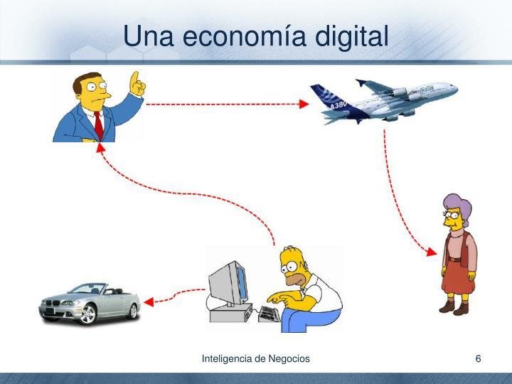 Una economía digital