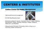 centers institutes12
