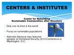 centers institutes5